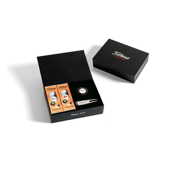 Titleist 6-Ball Presentation Box - Custom Logo