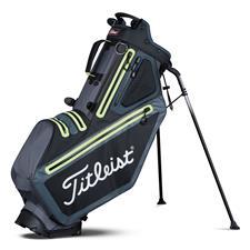 Green Golf Bags - Stand, Cart and Staff - Golfballs.com