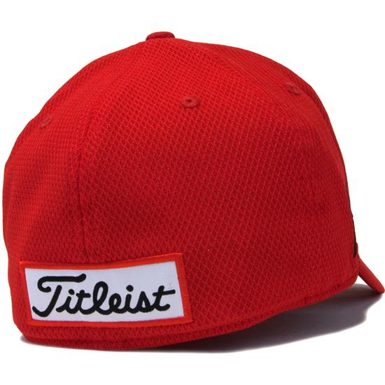 Titleist Men s Players Deep Back Staff Collection Fitted Hat Golfballs.com f89f57c99b3