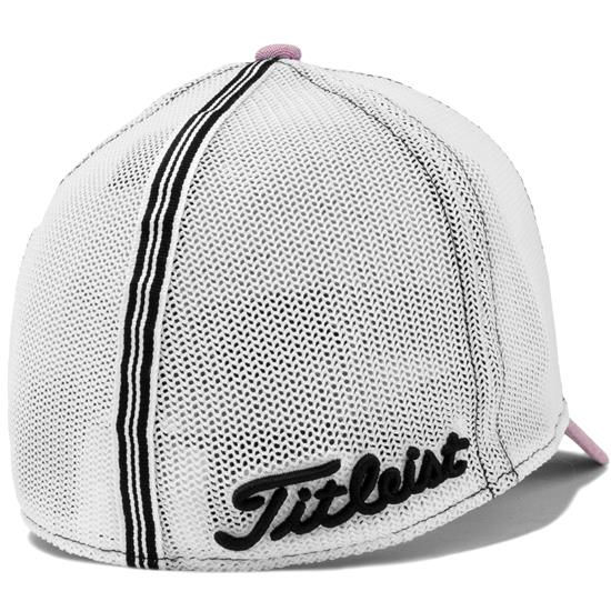 8550a8eaaab Titleist Men s West Coast Oxford Collection Fitted Hat - Red - Medium Large  Golfballs.com