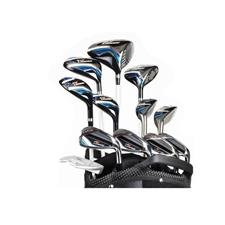 Tour Edge Hot Launch Progressive Graphite Complete Set