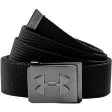 Under Armour UA Webbing Golf Belt - Black - Adjustable