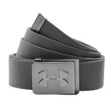 Under Armour UA Webbing Golf Belt - Steel - Adjustable