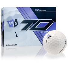 Wilson Staff True Distance Women Personalized Golf Balls