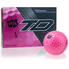 Wilson Staff True Distance Women Pink Personalized Golf Balls