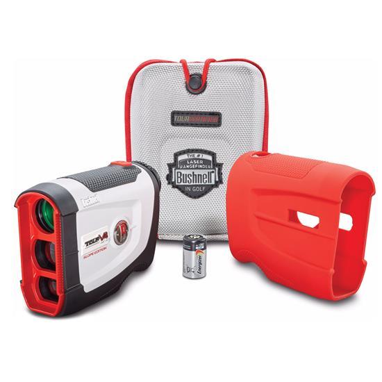 Bushnell Tour V4 Shift Rangefinder - Patriot Pack