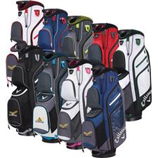 Callaway Golf Custom Logo Chev Org. Cart Bag