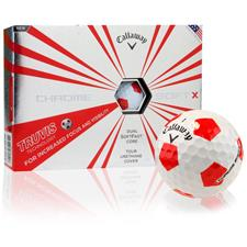Callaway Golf Chrome Soft X Truvis Golf Balls