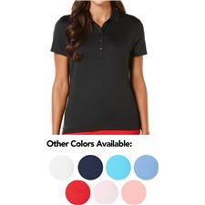 Callaway Golf Custom Logo Opti-Stretch Polo for Women