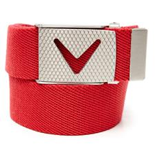 Callaway Golf Webbed Chevron Belt