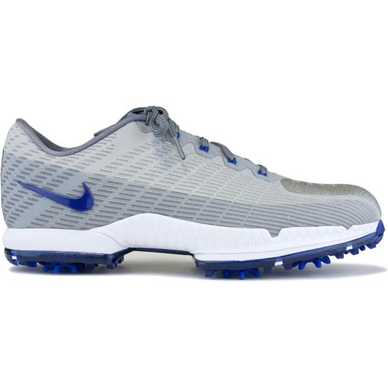 Nike Men s Air Zoom Attack Flywire Golf Shoes - Metallic Silver-Deep ... 9f99e7c77