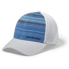 Oakley Men's Silicone Bark Trucker Print 2.0 Hat