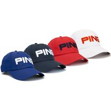 PING Personalized Tour Unstructured Hat