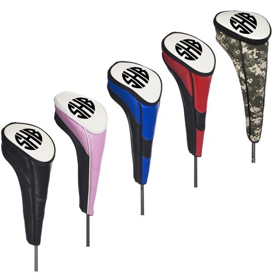 Personalized Performance Magnetic Closure Driver Headcover