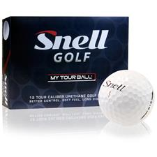 Snell My Tour Photo Golf Balls