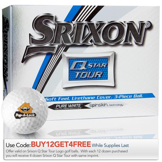 Srixon Prior Generation Q-Star Tour Golf Balls