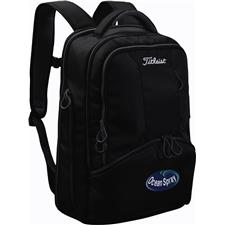 Titleist Essential Custom Logo Backpack - Black