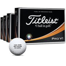 Titleist Pro V1 Golf Balls - Buy 3 Dz Get 1 Dz Free