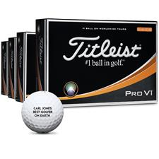 Titleist Pro V1 High Number Golf Balls - Buy 3 Get 1 Free
