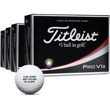 Titleist Pro V1x Golf Balls - Buy 3 Dz Get 1 Dz Free