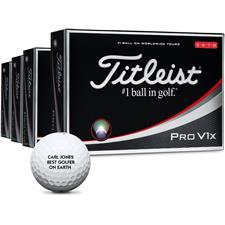 Titleist Pro V1x HN Golf Balls - Buy 3 Dz Get 1 Dz Free