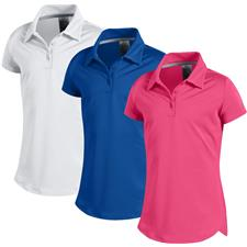 Under Armour Leader Short Sleeve Polo for Girls