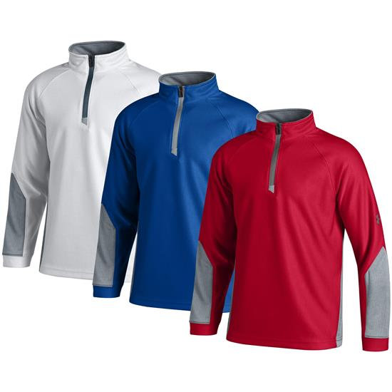Under Armour Men's Loft Colorblock Mock for Boys