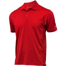 Under Armour Men's Performance Personalized Polo - Red - X-Large