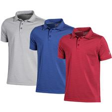 Under Armour Men's Playoff Stripe Polo for Boys