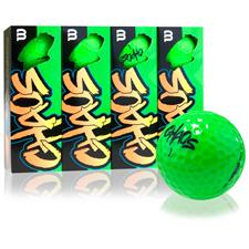 Wilson Chaos Green Golf Balls