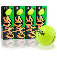 Wilson Chaos Yellow Golf Balls