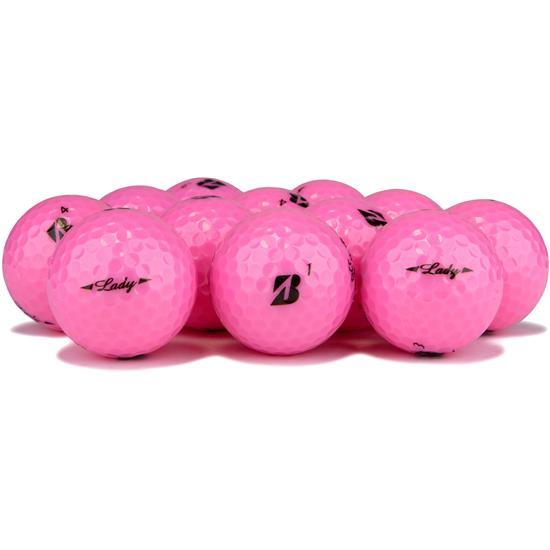 Bridgestone Lady Precept Pink Golf Balls