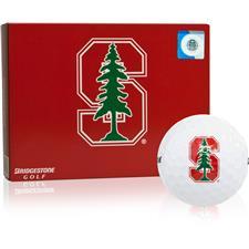 Bridgestone Prior Generation e6 Collegiate Golf Balls