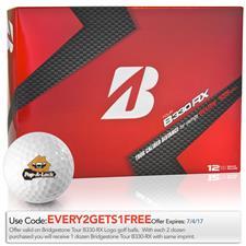 Bridgestone Custom Logo Tour B330-RX Golf Balls
