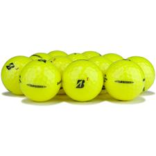 Bridgestone Tour B330-RX Yellow B Mark Logo Overrun Golf Balls