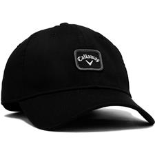 Callaway Golf Men's 82 Label Fitted Hat - Black - Large/X-Large
