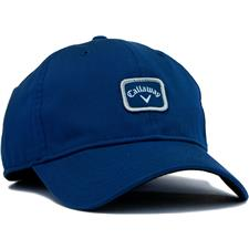 Callaway Golf Men's 82 Label Fitted Hat - Blue - Large/X-Large