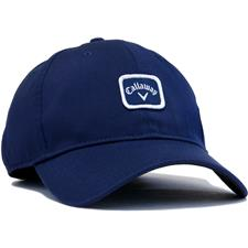 Callaway Golf Men's 82 Label Fitted Hat - Navy - Large/X-Large