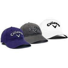 Callaway Golf Custom Logo Heritage Twill Hat