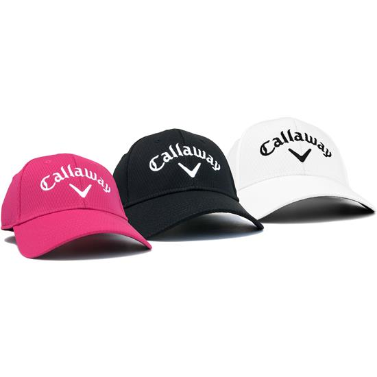 Callaway Golf Performance Side Crested Structured Hat for Women ... 747d56387b91