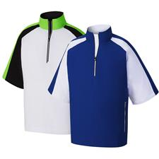 FootJoy Men's Sport Short Sleeve Windshirt