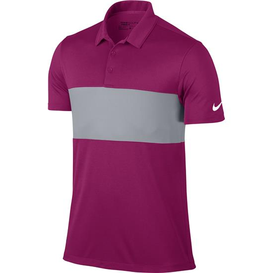 Nike Men's Breathe Color Block Polo Closeout Color