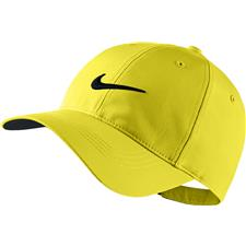 Nike Men's Legacy91 Personalized Tech Hat - Electro Lime