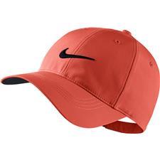 Nike Men's Legacy91 Personalized Tech Hat - Max Orange