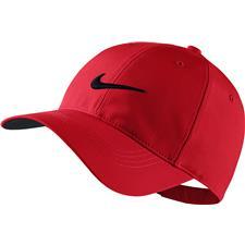Nike Men's Legacy91 Personalized Tech Hat - University Red