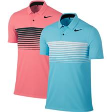 Nike Men's Mobility Speed Stripe Polo