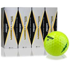 Precept Laddie Extreme Yellow Golf Balls
