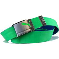 Puma Reversible Web Belt - True Blue-Andean Toucan - One Size Fits Most