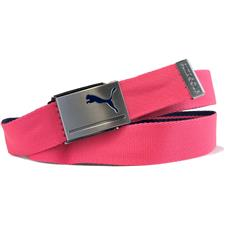 Puma Reversible Web Belt - Peacoat-Bright Plasma - One Size Fits Most