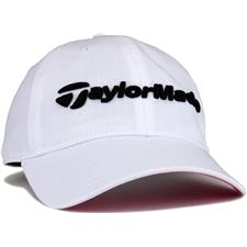 Taylor Made Radar Personalized Hat for Women - White-Pink